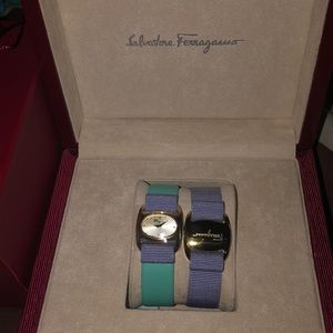 Salvatore Ferragamo watch